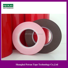 Heat Proof Water Resistant Acrylic Foam Tape for LED 0 .3mm thickness with super best quality