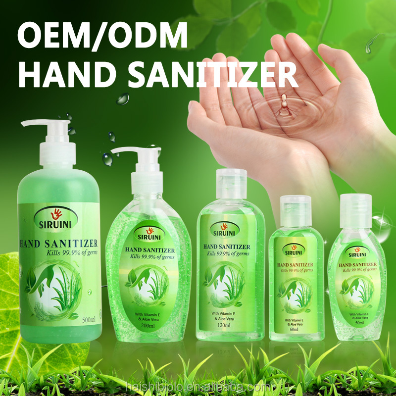 Hand sanitiser/antibacterial hand gel/mini hand sanitizer