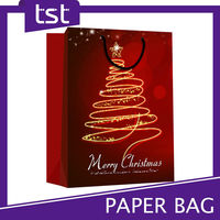 D0018 Eco Friendly Customized Design Art Paper Bag