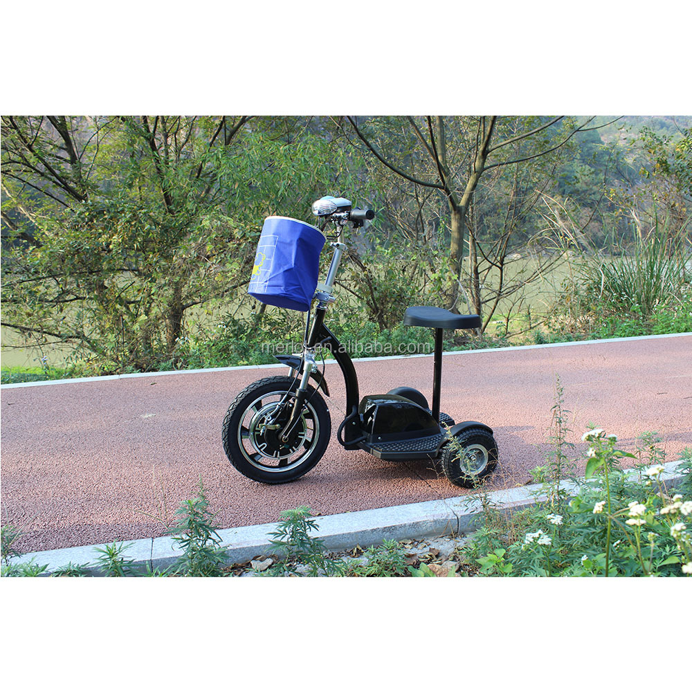 cheap price high performance golf cart three wheel electric scooter