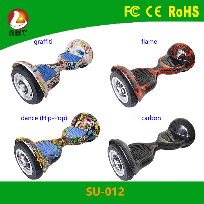 Hot selling product 36 volt electric 2 wheel smart balancing scooter 10 inch for kids