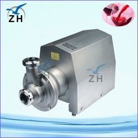 stainless steel self priming centrifugal pump for beer