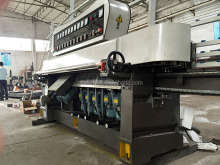 glass double edger machine, glass edge polishing/grinding/chamering machine
