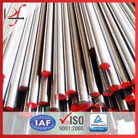 Stainless steel round bar AISI 430F/ DIN X12CrMoS17/1.4104/SUS430F