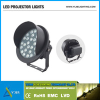 2015 new product YJX-0062 IP65 30W spot stand projector lamp led flood light wall lighting