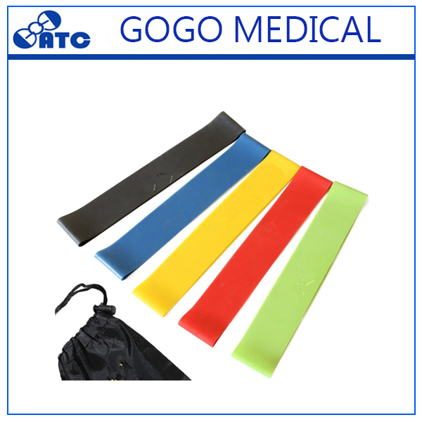 Latex resistance band and hook and loop band sell well