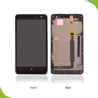 mobile phone accessories tested replacement for nokia lumia 625 n625 lcd screen display with digitizer assembly in cheap price