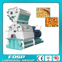 Commercial corn grinder machine poultry feed grinder and mixer