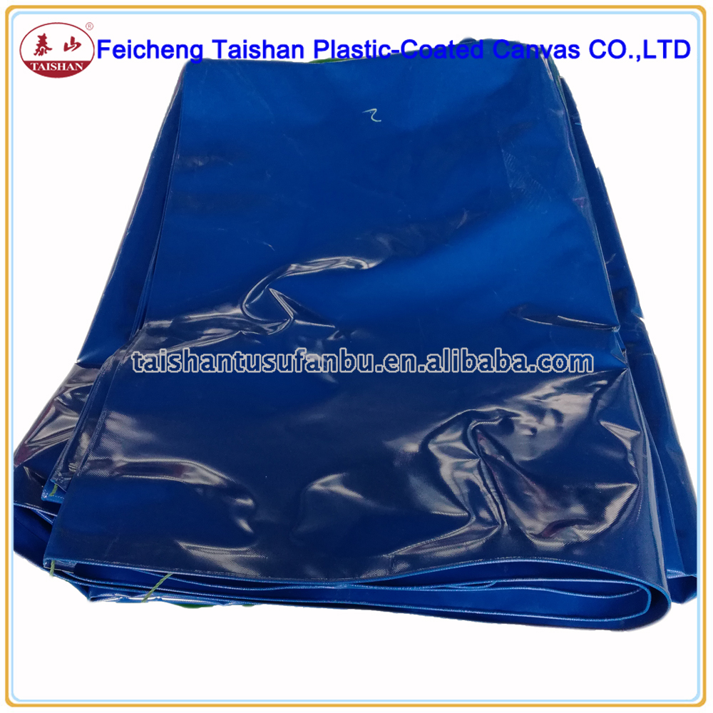 Heavy duty 1000DX1000D 18x18 1000gsm PVC plastic coated fabric tarpaulin