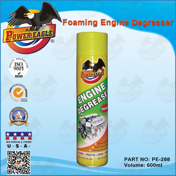 Power Eagle Foam Engine Degreaser 600ml