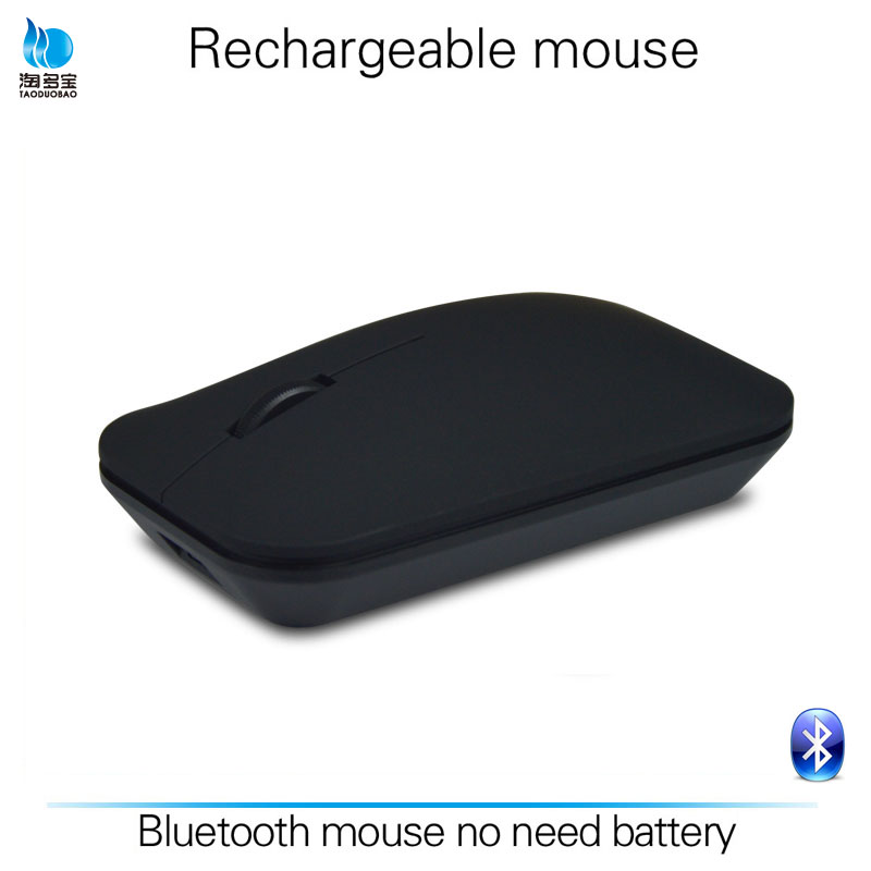 Factory high quality OEM rechargeable wireless bluetooth mouse