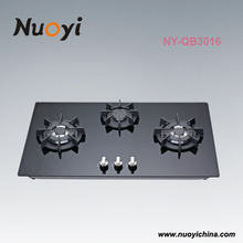 THREE BURNER GAS COOKER/Heavy Duty Cast Iron gas stove