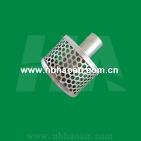 Steel Zinc Plated Water Strainer Tin Can