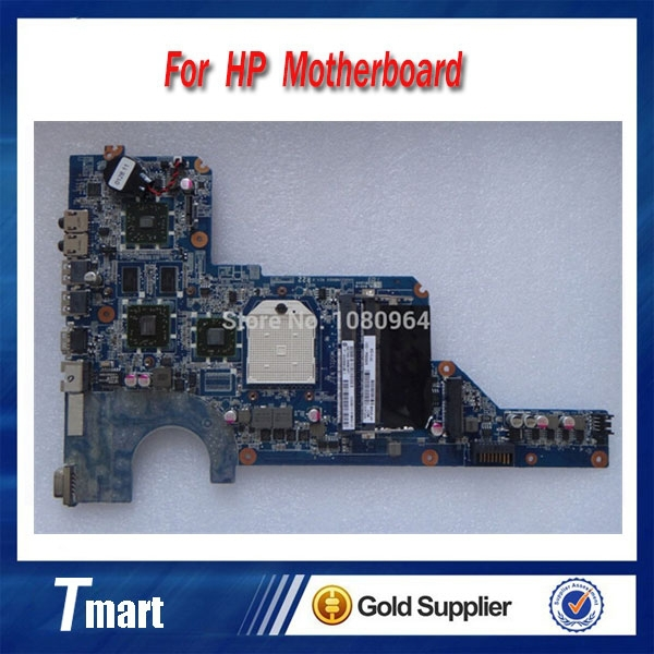 for hp parviion G6 P/N: 638854-001 645523-001 laptop motherboard amd non-integrated 100% tested