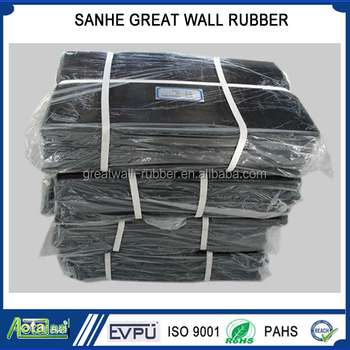 unvulcanized/uncured black NBR Nitrile oil resistance rubber compound