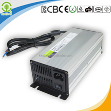 36V 48V 60V li-ion battery charger/Kingpan industrial charger with PFC, PSE certified