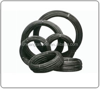 china supplier 18 gauge soft annealed black iron wire with ISO9001(Manufacturer)