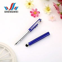 Hot selling promotional 4 in 1 metal multifunction laser pointer pen