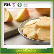 wholesale sweet healthy crunchies freeze dried apples