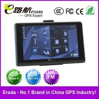 800MHz Car GPS navigation support FM and 3D maps-Practical&economical(E-V2)