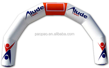 Good Price Inflatable Arch/Event Archway with Changeable Velcro Banner