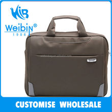 Notebook messenger bag laptop leather briefcase laptop sleeve