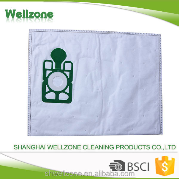 non-woven hepa filter dusting bags for wellknow vacuum cleaner