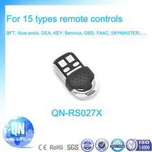 New Product DEA/ KEY/ BFT 4 Buttons Radio Remote Control Transmitter QN-RS027X