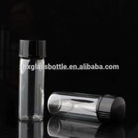 Custom Borosilicate Tube Screw Neck Cosmetic