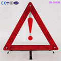 2017 ZB direct suppy factory warning triangle for accident hot style