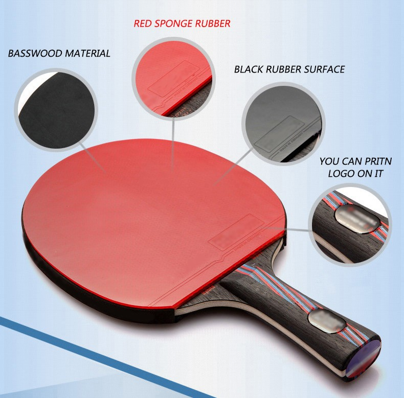 The Best Quality Table Tennis Set/table tennis racket/cheap table tennis rackets