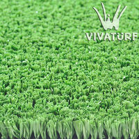 China Manufacturer VIVATURF Synthetic Lowes Sod Grass Best Price