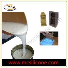 RTV liquid molding silicone rubber for making various molds