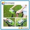 Hot selling amazon taobao bag bike travel bag with transparent screen touch phone holder waterproof bicycle bag
