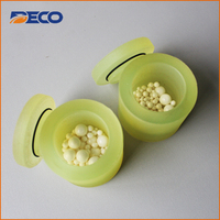 PU Plastic Ball Mill Jar Bowl for Lab Pulverizer
