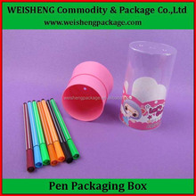 Wholesale fancy elegant gift Pen box wholesale for electronic cigarette pen packaging box