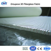 Thermal Insulation E Glass Woven Roving Triaxial Fiberglass Cloth For Snowboards Fiberglass Triaxial E-Glass