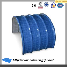 color coated corrugated metal roof flashing/roofing sheet