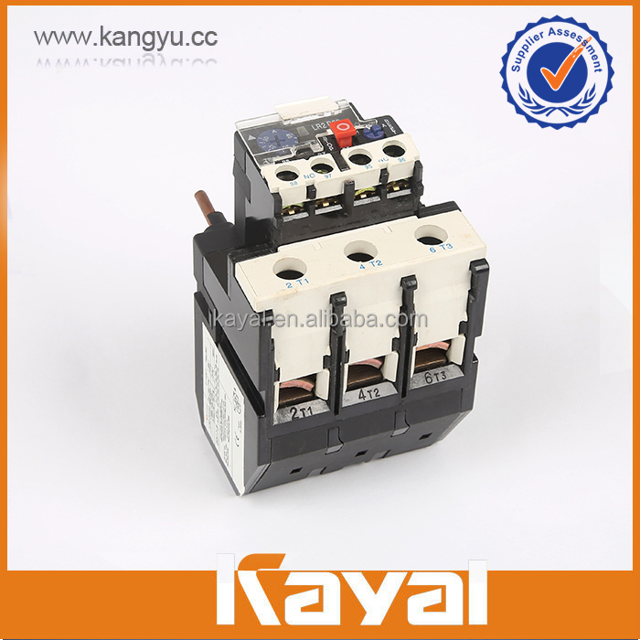 Best band in China 25 36 93A seperately power relay,3ru thermal overload relay