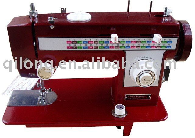 singer sewing machine with embroidery function