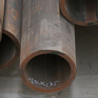 Manufacturer Smooth Surface Round Steel Tubing