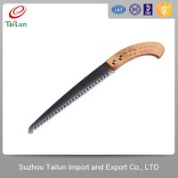 Wooden Handle HCS Blade Good Quality Garden Saw