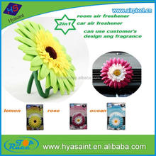 USA cheap flower air freshener with various aroma