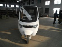 New Electric roda tiga