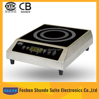 China Factory Halogen Professional Induction Cooker