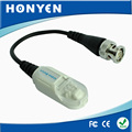 Toolfree design single channel passive video balun HY-006C