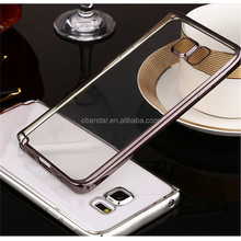 2016 New Electroplating TPU Case For Huawei Honor V8