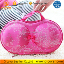 New Costom Wholesale High Quality Portable Travel EVA Bra Case