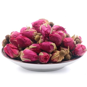 Organic Rose Tea Flower Dried Red Rose Bud Tea Best Rose Herbal Tea Brands