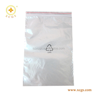 wholesale reusable disposal pe plastic garment bags in roll